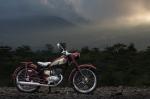 Yamaha предложила собрать полуметровый мотоцикл из бумаги