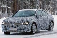 Mercedes вывел на испытания CLA следующего поколения
