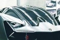 Lamborghini Aventador станет гибридом