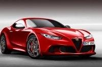 Что ожидать от купе Alfa Romeo 6C стало известно благодаря утечке информации в компании