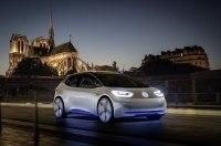 Volkswagen запустит электрический хэтчбек ID в ноябре 2019 года