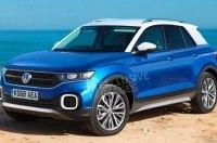 Volkswagen выпустит бюджетный кроссовер