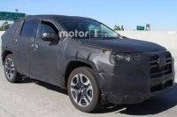 Новый Toyota RAV4 «спалился» на дорожных тестах