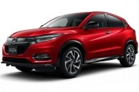 Honda рассекретила обновлённый кроссовер Vezel