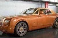 Уникальный Rolls-Royce Phantom Coupe продают в ОАЭ