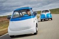 Представлена реинкарнация микрокара BMW Isetta – электрокар Microlino