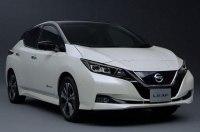Nissan Leaf - «Лучший электромобиль» 2018 года