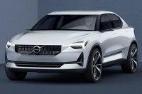 Volvo раскрыла подробности о первом электромобиле