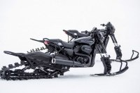 Harley-Davidson создал мотоцикл для украинских зим