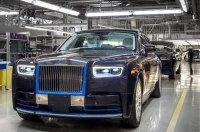 Первый Rolls-Royce Phantom продали в 1,5 раза дороже розничной цены