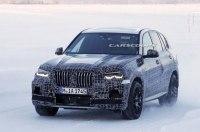 Новый BMW X5 M застукали на зимних тестах