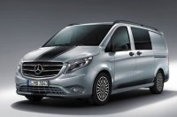 Mercedes-Benz Vito Sport Line: что-то уже близкое к AMG