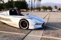 Как выглядит необычный электромобиль за 10 тысяч долларов