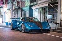 Как выглядит самый безумный суперкар Pagani после тюнинга
