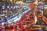 В столице появятся светодиодные табло для водителей