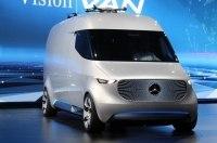 Mercedes показал финальный тизер нового Sprinter (ВИДЕО)
