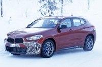BMW готовится представить «заряженный» кросс X2 M35i