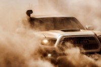 Компания Toyota обновила офф-роуд пакет TRD Pro
