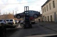 Как в Украине обращаются с пригнанными б/у Tesla