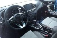 Фотошпионы раскрыли интерьер нового Kia Ceed