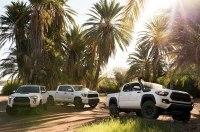 Toyota подготовила Tacoma, Tundra и 4Runner для тяжелого бездорожья