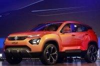 Tata представила кроссовер на платформе Land Rover Discovery Sport