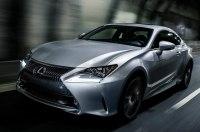 Lexus «обновил» спортивное купе RC и RC F