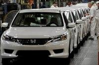 Автомобили Honda оказались неустойчивы к морозам в Поднебесной