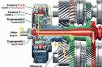 VW поделился DSG трансмиссией с Seat