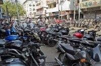 Выхлопы моторов мотоциклов вреднее выхлопов автомобильных двигателей