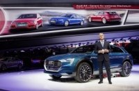 Audi и Porsche объединятся ради электрокаров
