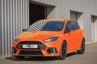 Ford попрощался с хот-хэтчем Focus RS оранжевой спецверсией