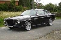 Старый BMW превратили в Volvo