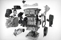 Volvo представила первый трехцилиндровый двигатель