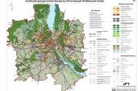 Опубликована детальная карта Большой окружной дороги Киева