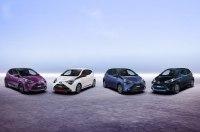 Компания Toyota представила обновлённый Aygo