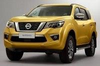 Nissan рассекретил новый внедорожник Terra
