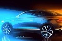 Volkswagen T-Roc превратят в кабриолет