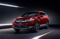 Кроссовер Honda CR-V стал семиместным гибридом