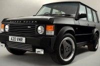 Культовый Range Rover 80-х вернули в производство