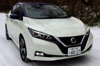 Интересное отличие нового Nissan Leaf 2018 от старого