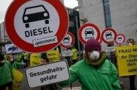 Рим запретит въезд в город дизельным авто