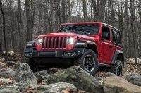 Jeep приготовил внедорожники для Европы