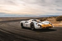 Редчайший спорткар Porsche продадут по цене нового Бугатти