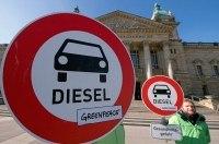 Еще одна страна закроют въезд дизельным авто