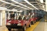 ЗАЗ увеличил производство автомобилей Lada
