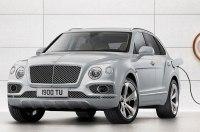 Bentley Bentayga стал гибридом