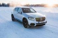 Mercedes показал свой электрический кросс