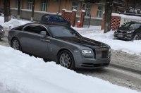 В Украине видели новое поколение самой быстрой модели Rolls Royce