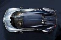 Bugatti анонсировала новую версию гиперкара Chiron